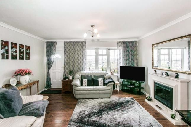 Thumbnail Bungalow for sale in Connaught Crescent, Parkstone, Poole