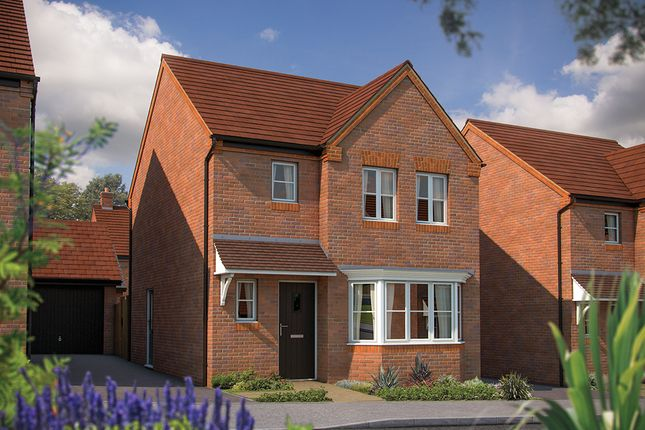 "Thumbnail Detached house for sale in ""The Epsom"" at Irthlingborough Road, Wellingborough"