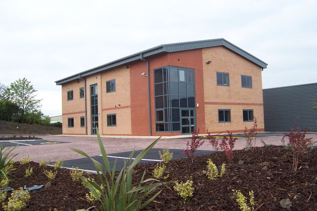 Office to let in Fluid Space, Kestrel Court, Burnley