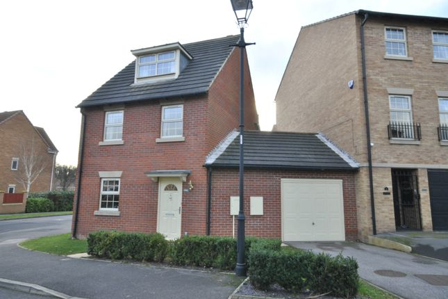 Thumbnail Link-detached house for sale in Crofters Court, Balby, Doncaster