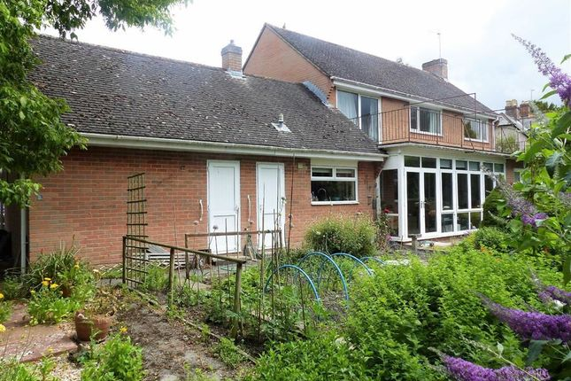 Thumbnail Detached house for sale in Lurmer Street, Fontmell Magna, Shaftesbury