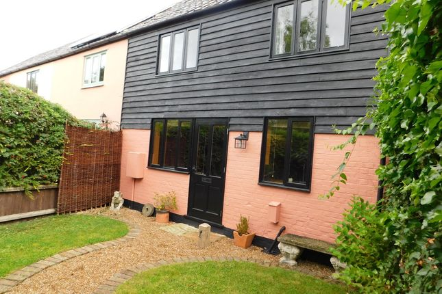 Thumbnail Cottage to rent in Cratfield Road, Fressingfield, Eye