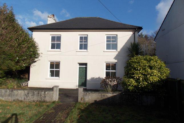 Thumbnail Detached house to rent in Tinhay, Lifton, Devon