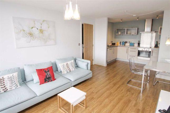 Thumbnail Flat to rent in Opal House, The Vizion, Milton Keynes