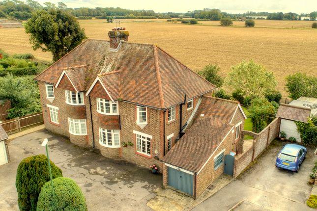 Semi-detached house for sale in Burch Grove, Walberton, Arundel