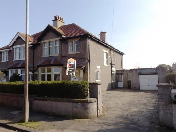 Thumbnail Semi-detached house for sale in Draycombe Drive, Heysham, Morecambe, Lancashire