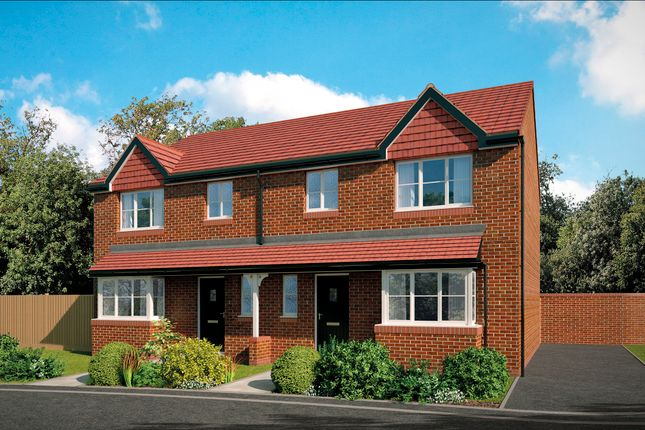 Typical Exterior of New Chester Road, Bromborough, Wirral CH62