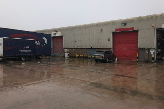 Thumbnail Industrial to let in Unit 1B, Building 303, World Freight Terminal, Manchester Airport, Manchester