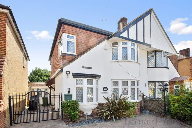 Thumbnail Semi-detached house for sale in Cheyne Avenue, Twickenham