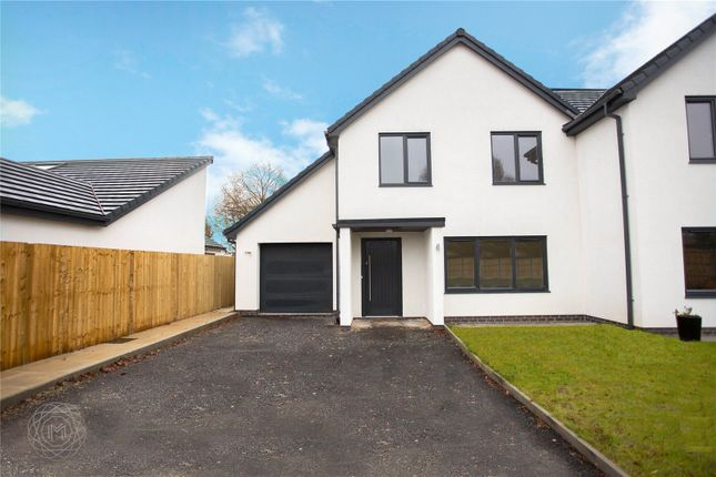 Thumbnail Semi-detached house for sale in Twiss Green Oaks, Twiss Green Lane, Culcheth, Warrington