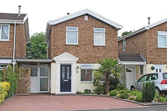 Thumbnail Detached house for sale in Briar, Amington, Tamworth, Staffordshire