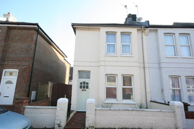 Thumbnail End terrace house for sale in Fairlight Road, Eastbourne, East Sussex