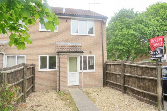 Thumbnail Terraced house for sale in Herstone Close, Canford Heath, Poole