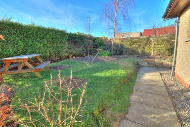 Front Garden of Jubilee Park, Letham, Forfar DD8