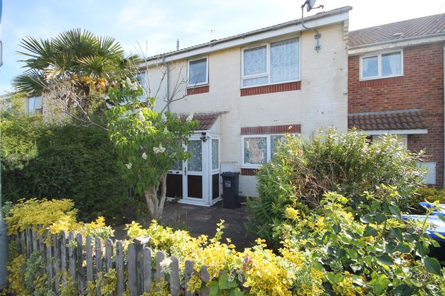 Thumbnail Terraced house to rent in Downview Road, Worthing