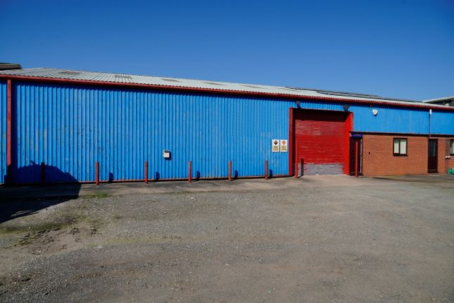 Thumbnail Industrial to let in Mile Oak Industrial Estate, Oswestry