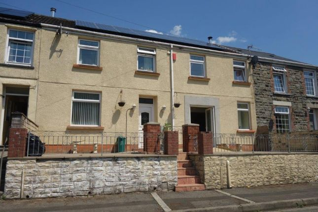 Thumbnail Terraced house for sale in Charles Street, Treherbert