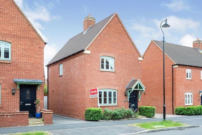 3 bed detached house for sale in Miranda Lane, Brackley NN13