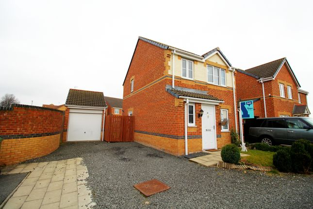 Thumbnail Detached house for sale in Warner Avenue, St. Helen Auckland, Bishop Auckland