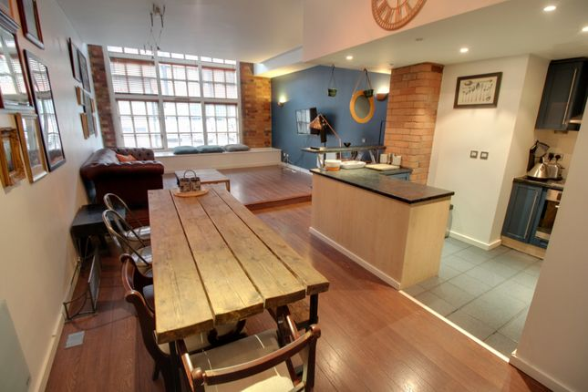 Thumbnail Flat to rent in Ludgate Hill, Birmingham
