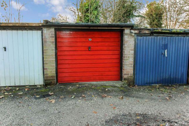 Garage of Lavenham Close, Bury BL9