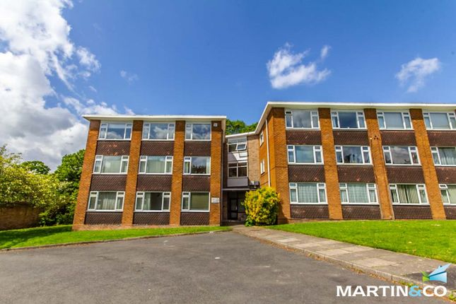 Thumbnail Flat for sale in Savoy Close, Harborne