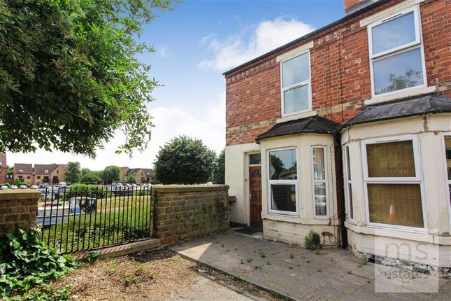 Thumbnail Semi-detached house to rent in Cecil Street, Nottingham