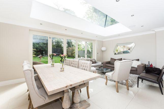 Thumbnail Semi-detached house to rent in Aspen Close, Hampton Wick, Kingston Upon Thames