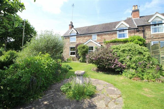 Thumbnail Cottage for sale in Swiss Cottages, Chevin Road, Belper, Derbyshire