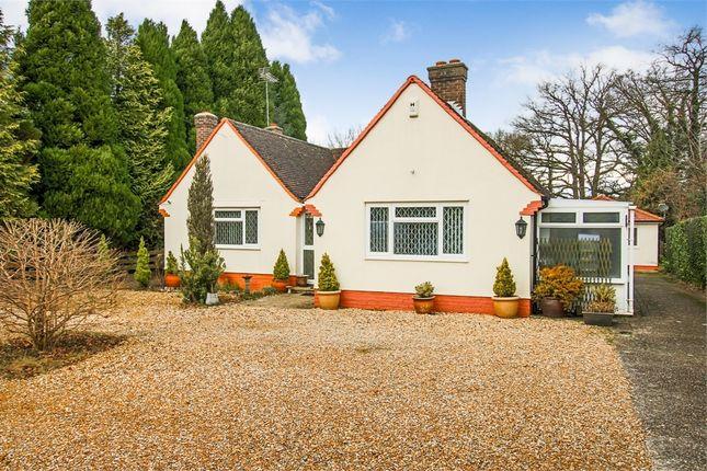 Thumbnail Detached bungalow for sale in Orchard Croft, Crawley Down Road, Felbridge, West Sussex