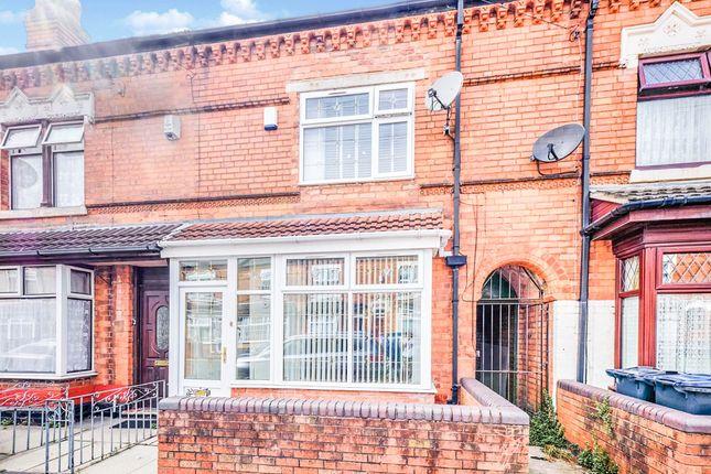 Thumbnail Terraced house for sale in Tewkesbury Road, Handsworth, Birmingham