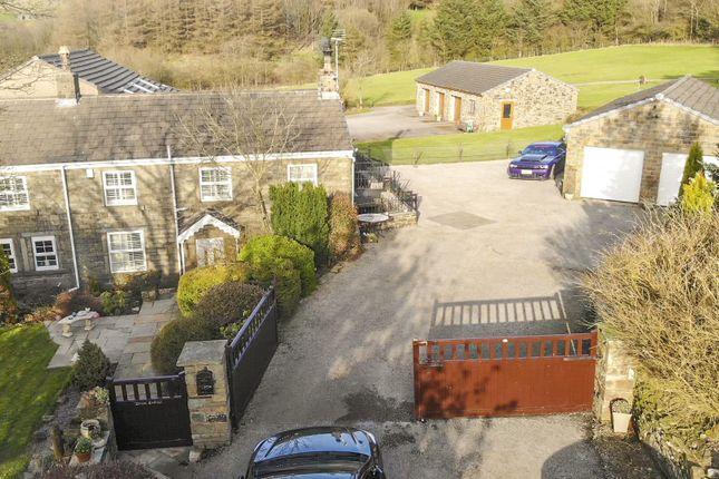 Thumbnail Semi-detached house for sale in Higher Lane, Haslingden, Rossendale