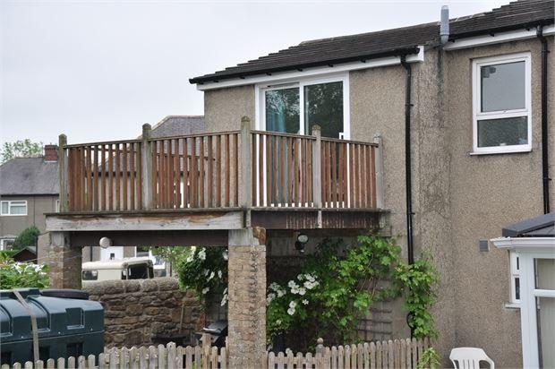 Thumbnail Flat for sale in Rocksprings Crescent, Haydon Bridge, Northumberland.
