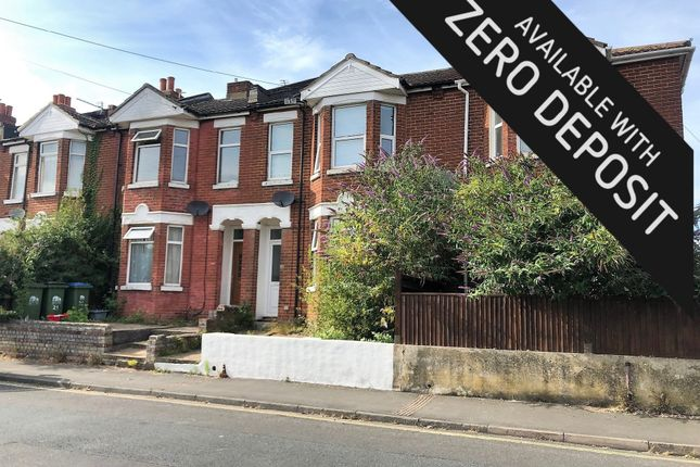 Thumbnail Terraced house to rent in Oakley Road, Southampton