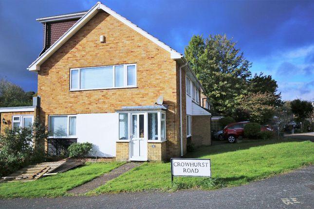 Thumbnail Property to rent in Crowhurst Road, Borough Green, Sevenoaks