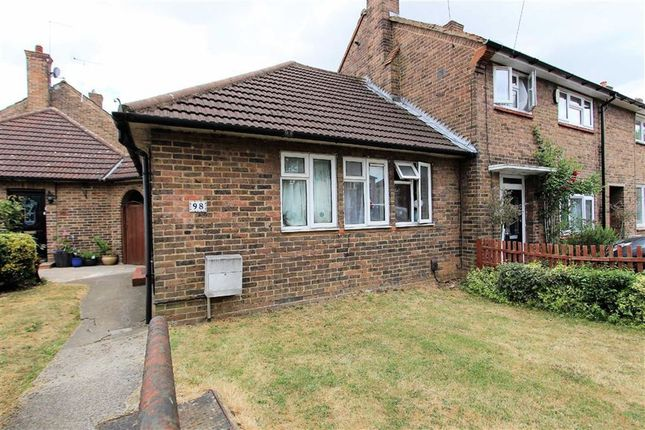 Thumbnail Bungalow for sale in Pyrles Lane, Loughton, Essex