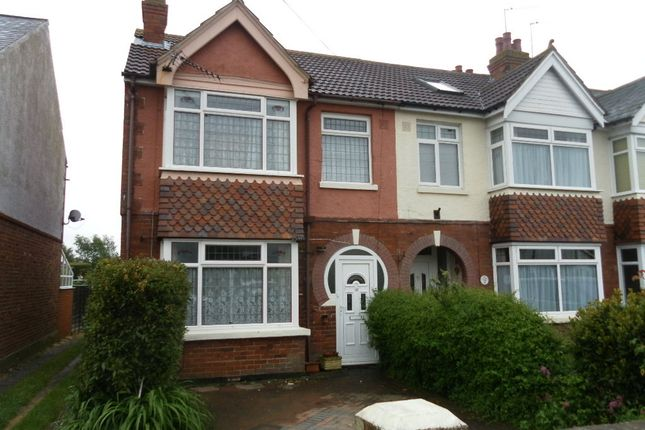 Thumbnail End terrace house for sale in Nelson Avenue, Portchester