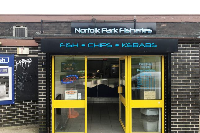 Restaurant/cafe for sale in Sheffield S2, UK