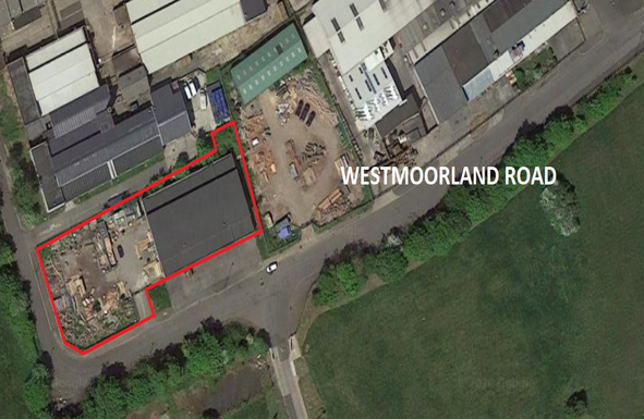 Thumbnail Industrial to let in West Chirton Industrial Estate Middle, North Shields