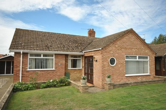Thumbnail Semi-detached bungalow for sale in Colindeep Lane, Sprowston, Norwich