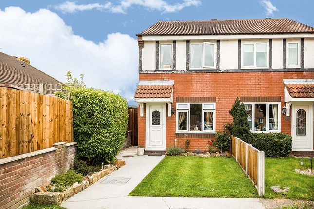 Semi-detached house for sale in Heather Close, Oswestry, Shropshire