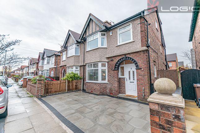 4 bed semi-detached house for sale in Lichfield Avenue, Liverpool L22