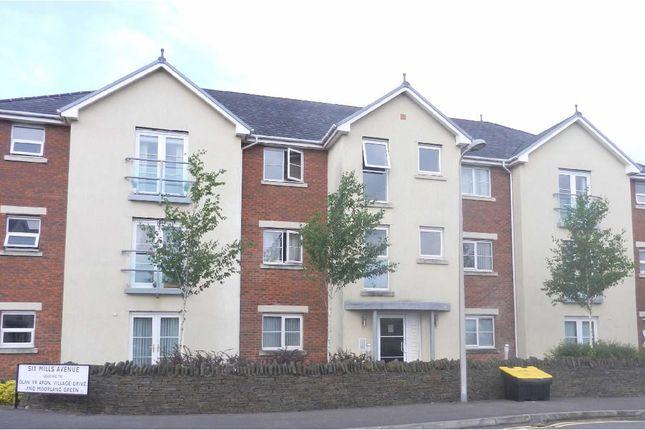 Thumbnail Flat to rent in Ffordd Yr Afon, Bryngwyn Village, Gorseinon
