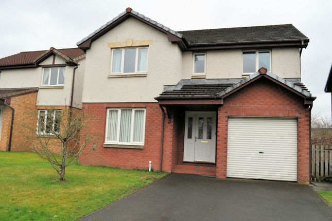 Thumbnail Detached house to rent in Avalon Gardens, Linlithgow, West Lothian