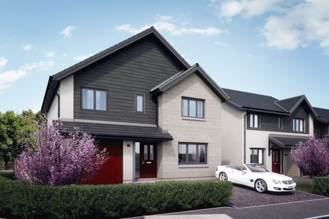 Thumbnail Detached house for sale in The Louisville, Kinion Place, Aberdeen