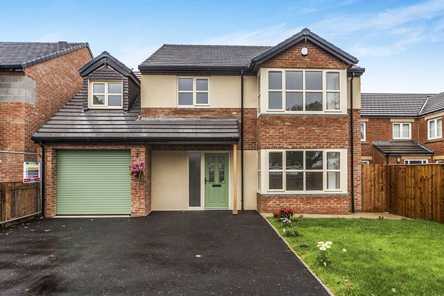 Thumbnail Detached house for sale in Boundary View, Near Lanchester, Burnhope, Durham