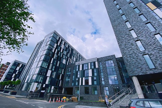 Thumbnail Flat to rent in 7 Woden Street, Salford