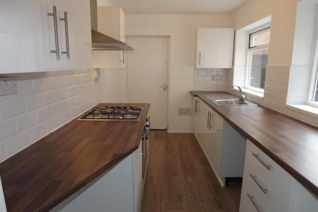 Thumbnail Property to rent in Stoddart Street, South Shields