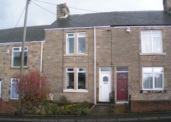 Thumbnail Terraced house to rent in Dodsworth Terrace, Greenside, Ryton