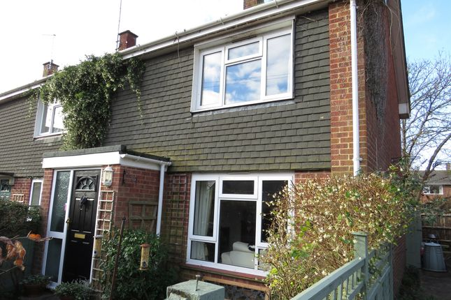 Thumbnail Semi-detached house for sale in Pennys Close, Fordingbridge